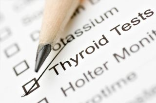 Thyroid tests