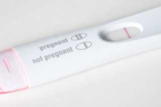 Neg pregnancy test